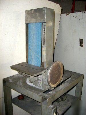 "6"" toolkraft beltand dis grinder no 4340, 1/2 hp(20673)"