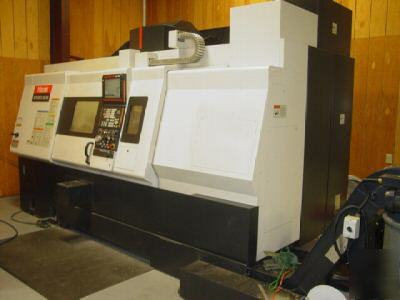 2004 mazak integrex 200-S3 multi-axis lathe