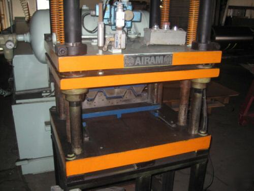 Metal Former Hurricane Shutter Machine Roofing Tools A