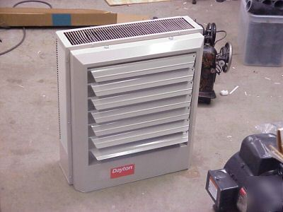 Dayton Electric Heater Unit 208 240 Vac 2yu69 10kw