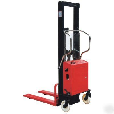 New Pallet Stackers Walkie Forklifts Walk Behind