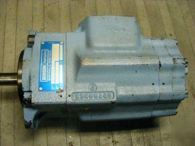 Denison hydraulic pump motor t6cc abex pumps motors for Denison motors denison tx