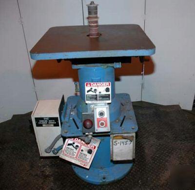Max Powermatic Oscillating Spindle Sander