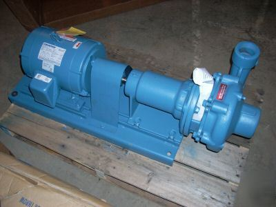 Mepco rb07 circulating pump with 7 5 impeller and moto for Marathon electric motors wausau wi
