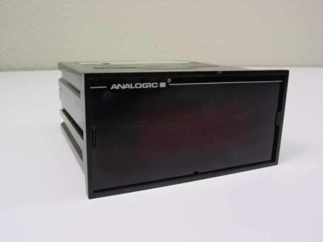 2 Inch Digital Panel Meter : Analogic an p digital panel meter in