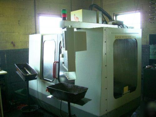 Haas vf-2 cnc vertical machining center 4TH axis rotary