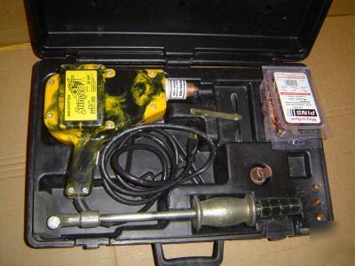 In Out Board >> H&s 5500 uni-spotter stinger stud welder dent puller